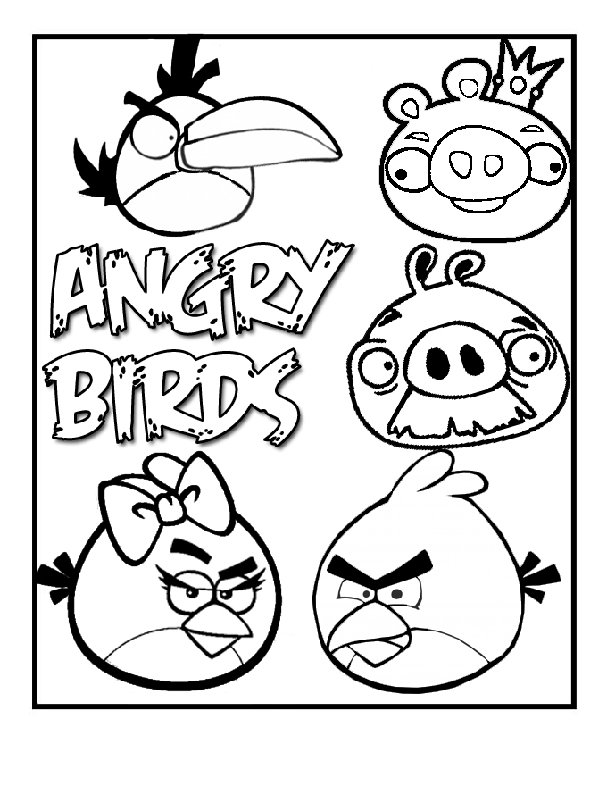 angry birds 2 coloring pages angry birds 2 coloring pages at getdrawingscom free for 2 birds pages angry coloring
