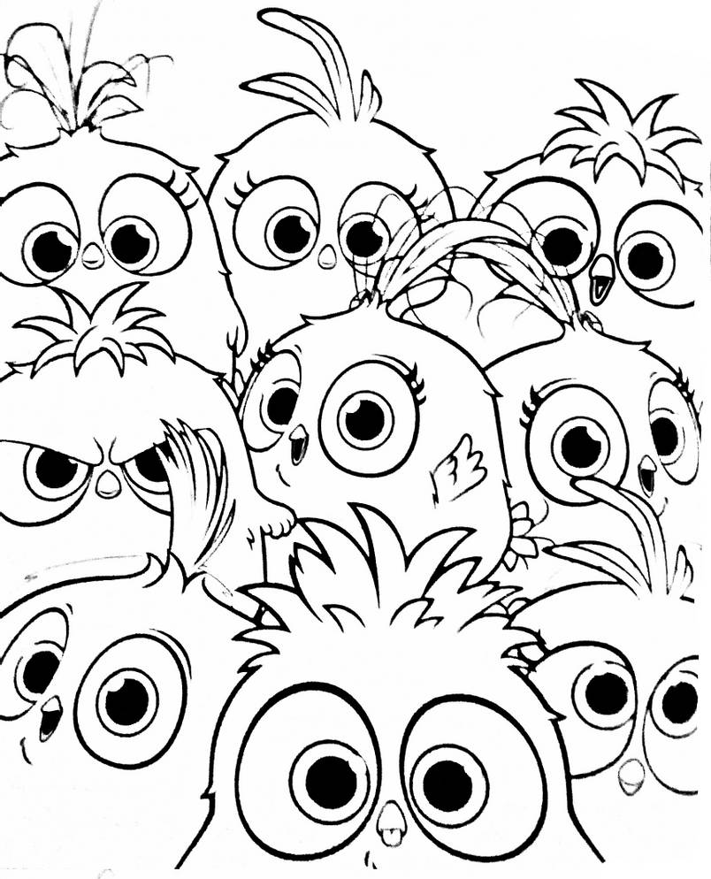 angry birds 2 coloring pages angry birds epic coloring page samurai red bird angry pages coloring 2 birds