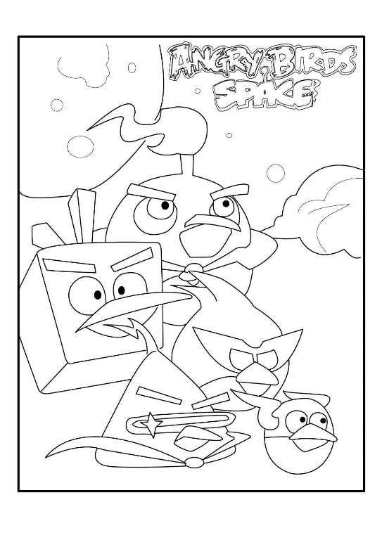 angry birds 2 coloring pages video game coloring pages cool2bkids birds pages 2 angry coloring