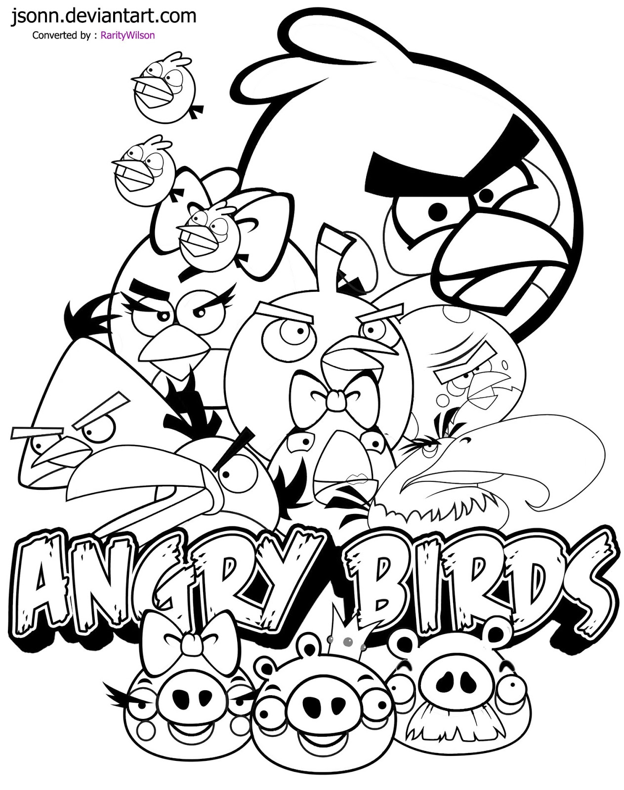 angry birds coloring 15 best printable angry birds colouring pages for kids angry coloring birds