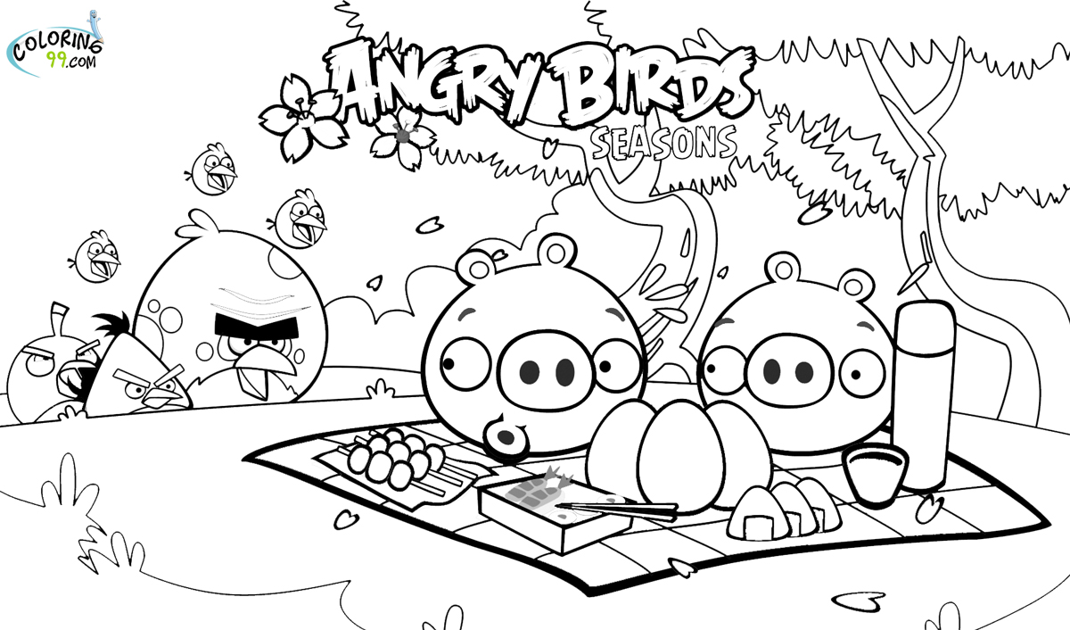 angry birds pictures to print angry birds coloring pages print to angry birds pictures