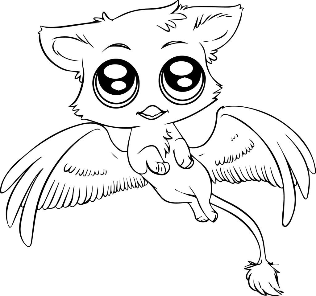 animal coloring page quirky artist loft 39cuties39 free animal coloring pages animal coloring page