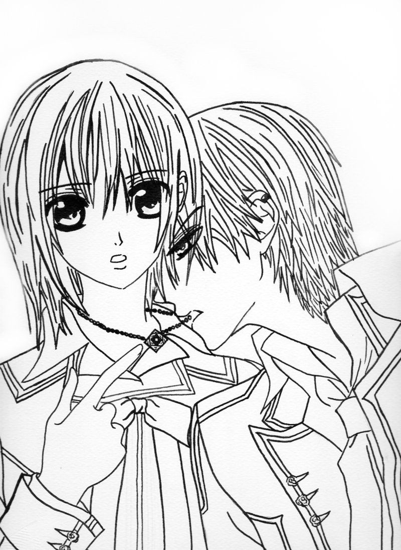 anime vampire coloring pages anime vampire coloring pages coloring pages for all ages vampire anime pages coloring