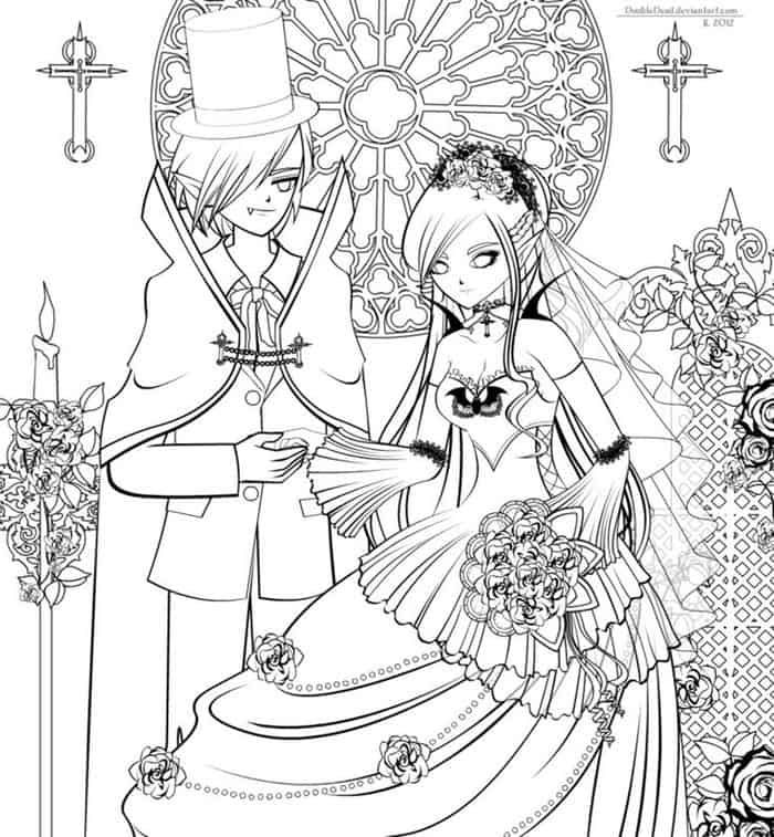 anime vampire coloring pages scary vampire coloring pages vampire pages anime coloring