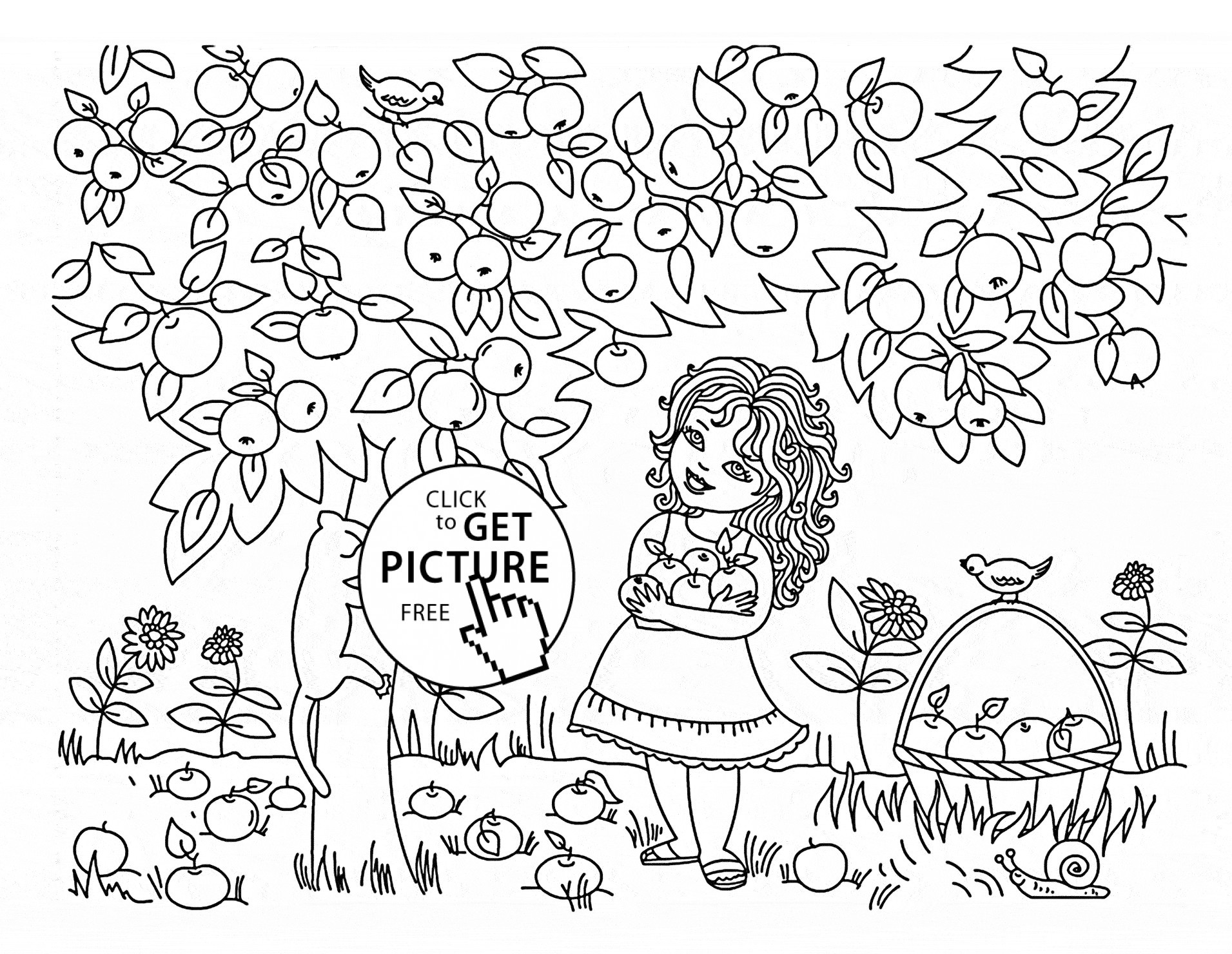 apple tree coloring page printable free printable apple coloring pages for kids page printable tree coloring apple