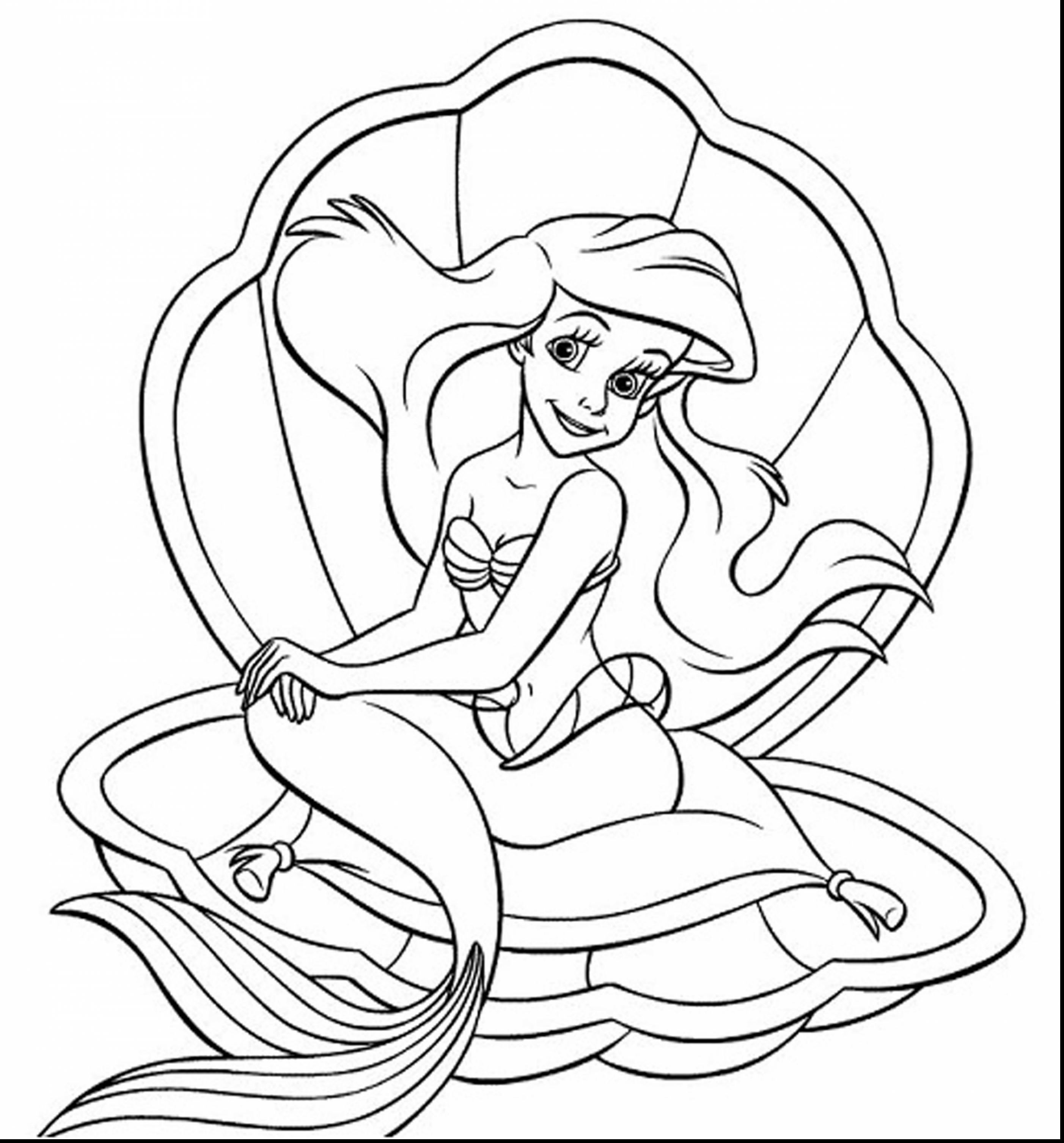 ariel colouring sheets ariel coloring pages to download and print for free ariel sheets colouring