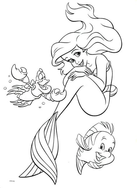 ariel colouring sheets the little mermaid coloring pages to download and print colouring ariel sheets