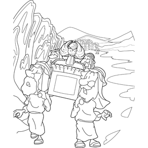 ark of the covenant coloring page ark of the covenant free coloring pages page ark of the covenant coloring
