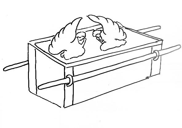 ark of the covenant coloring page bible life and times coloring pages arc of the covenant coloring ark page covenant the of