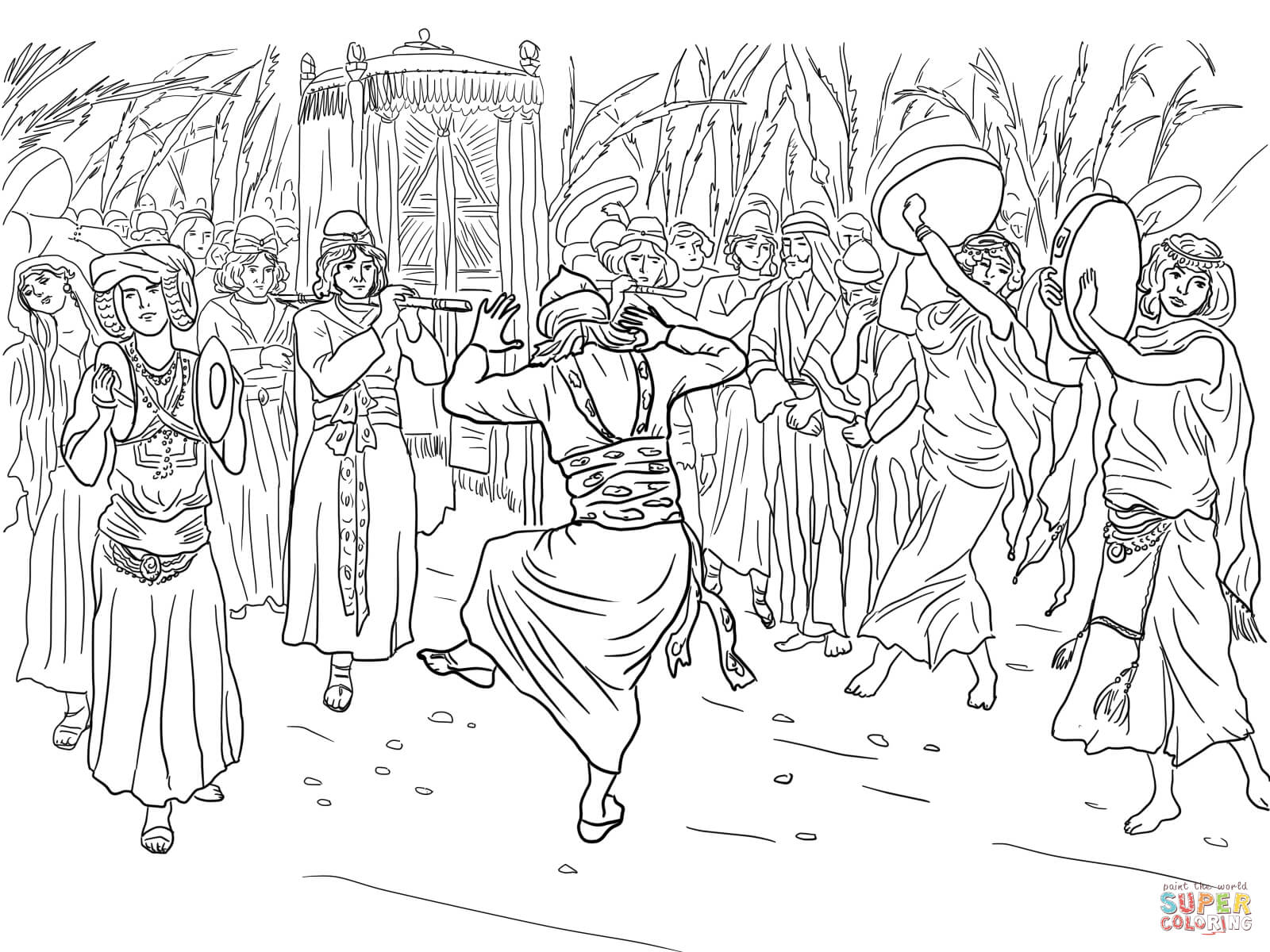 ark of the covenant coloring page kidco labs resources downloads coloring sheets the page of coloring ark covenant
