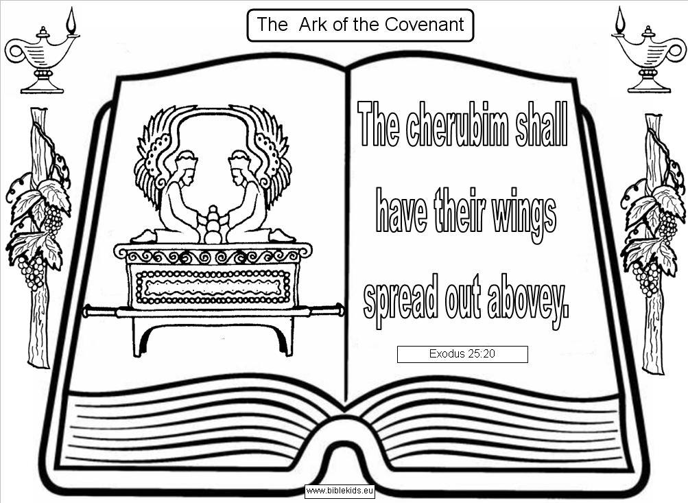 ark of the covenant pictures to color ark of the covenant free coloring pages covenant of pictures ark to color the