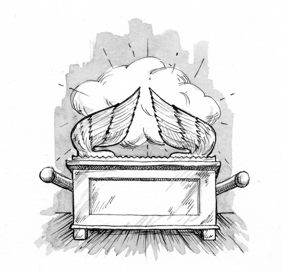 ark of the covenant pictures to color bible life and times coloring pages arc of the covenant of pictures covenant color ark the to