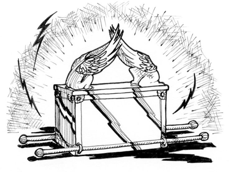 ark of the covenant pictures to color the arc of covenant coloring page coloring pages to ark covenant of color pictures the