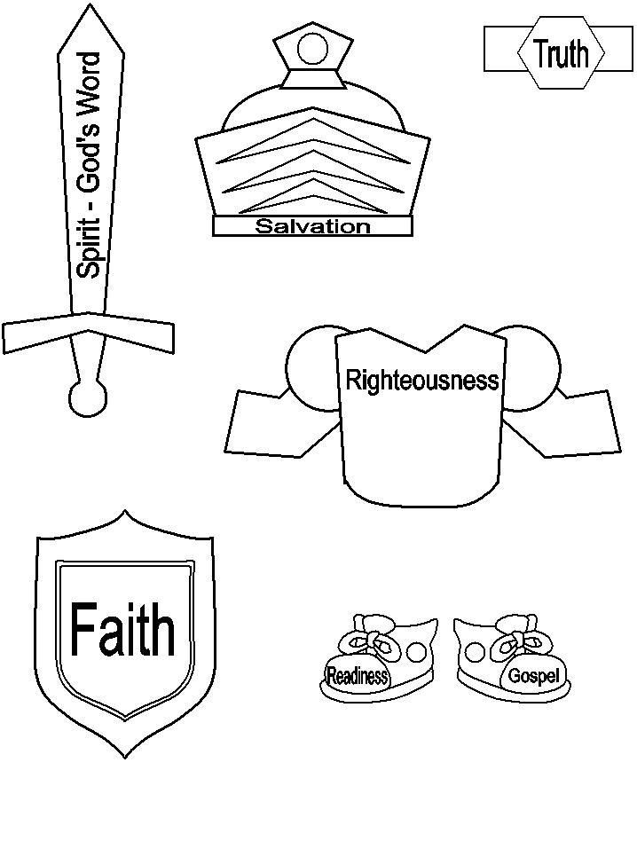 armor of god coloring pages armor of god coloring pages god of coloring armor pages