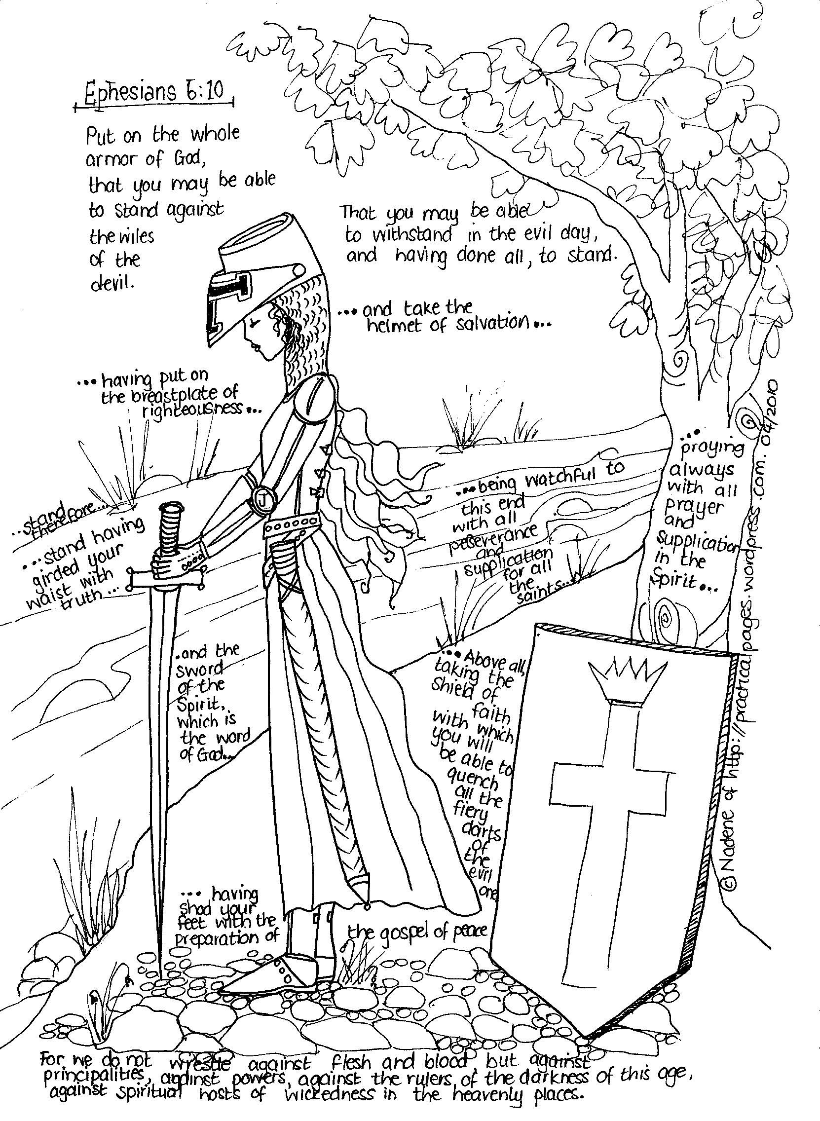 armor of god coloring pages melonheadz lds illustrating the armor of god armor of pages god coloring
