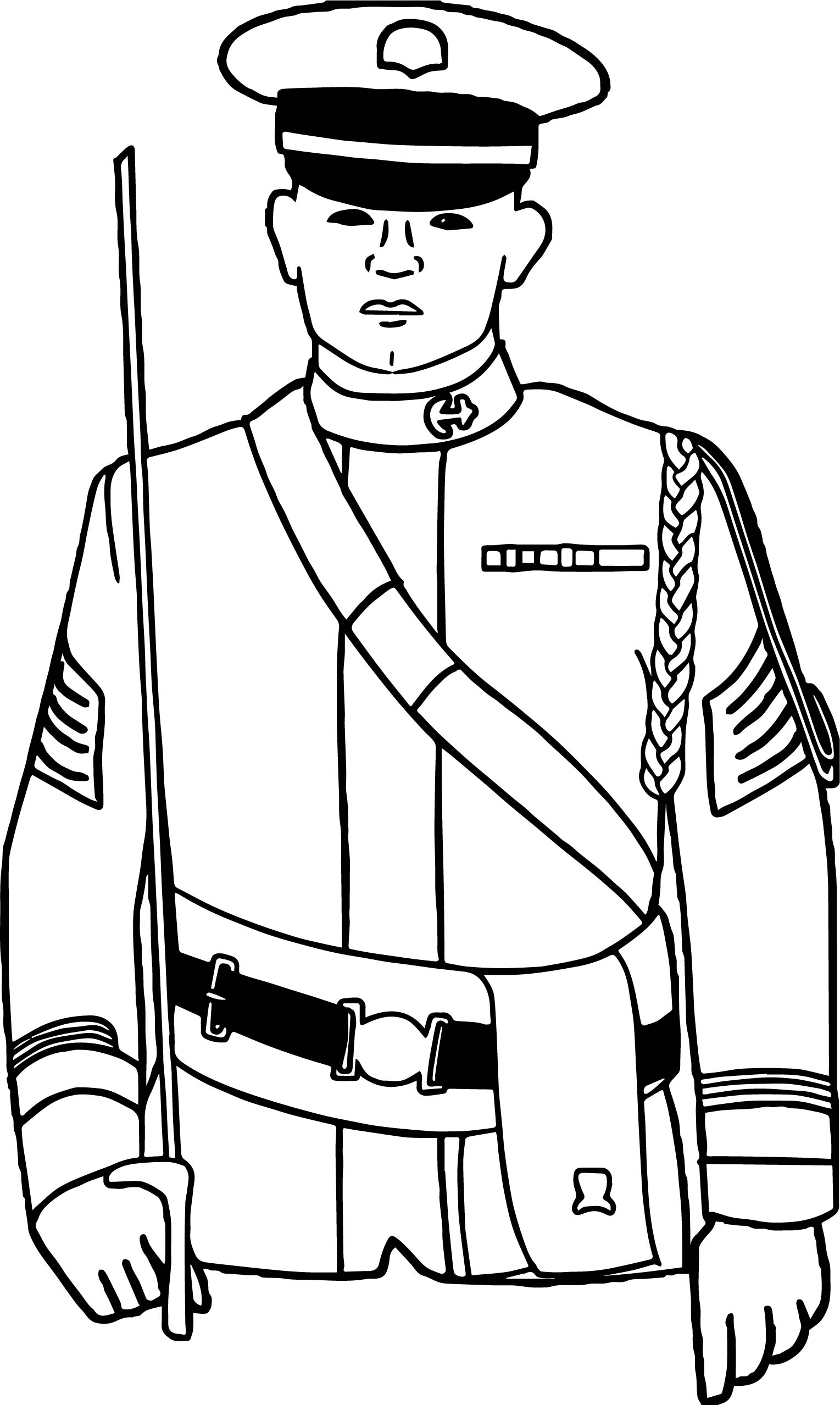 army coloring pictures army coloring pages soldier at getdrawings free download pictures coloring army