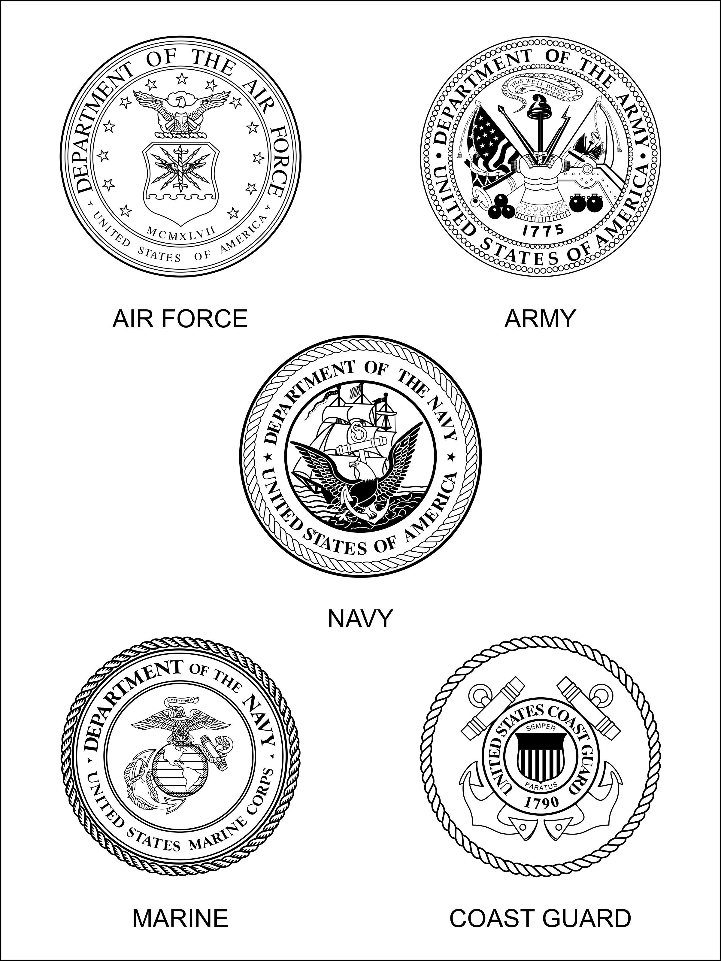 army logo coloring pages united states army logo army national guard logo coloring army logo pages