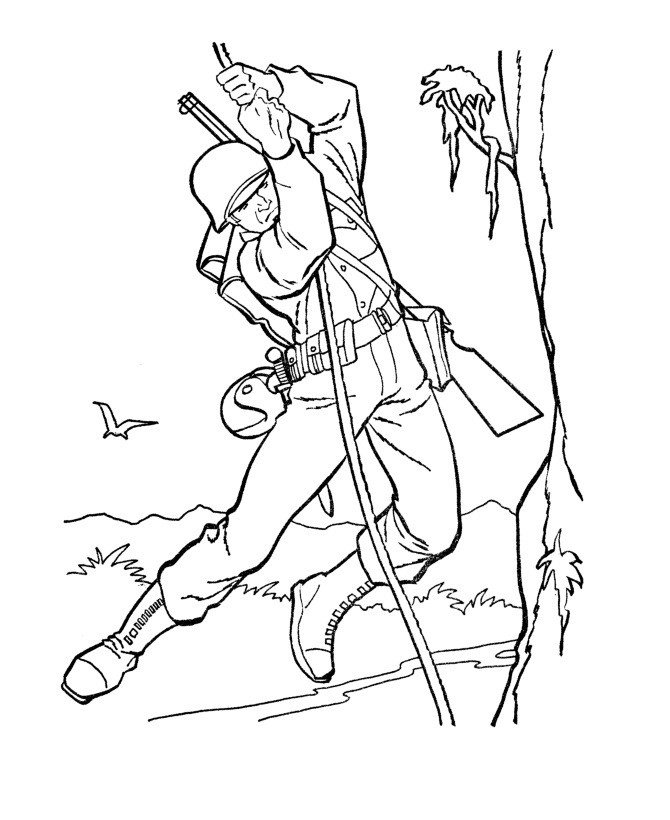 army man coloring page army guy drawing at getdrawings free download army page coloring man