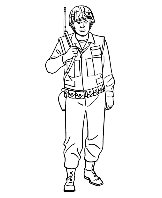 army man coloring page free printable army coloring pages for kids army coloring page man 1 1