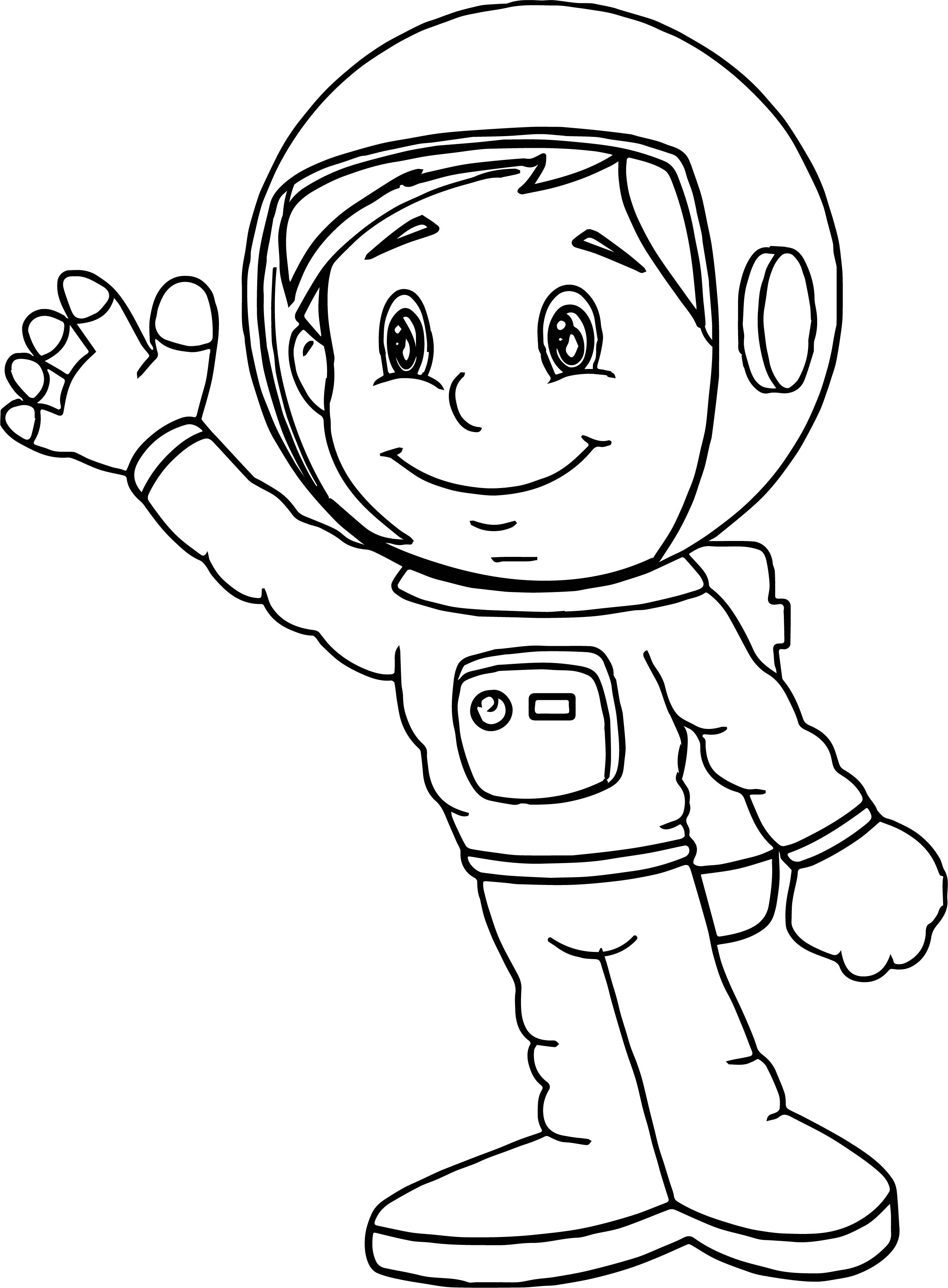 astronaut for coloring free printable astronaut coloring pages xyzcoloring for astronaut coloring