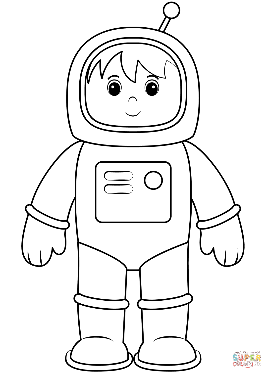 astronaut for coloring printable astronaut coloring pages for kids cool2bkids astronaut for coloring