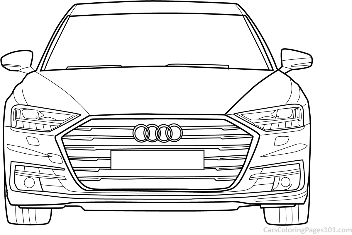 audi coloring sheet audi a5 coloring page free printable coloring pages audi sheet coloring