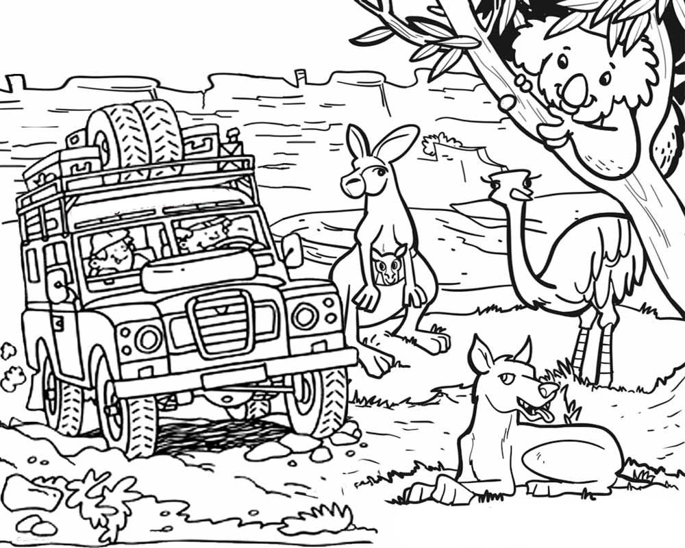 australia coloring pages australia coloring pages to download and print for free coloring pages australia