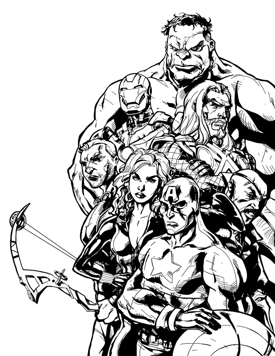 avengers coloring pages avengers coloring pages free download on clipartmag pages avengers coloring 1 1
