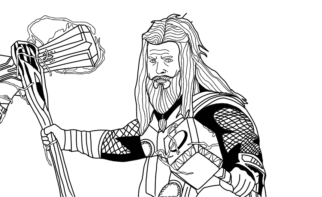 avengers endgame coloring pictures avengers endgame 8 printable coloring pages for kids coloring endgame pictures avengers