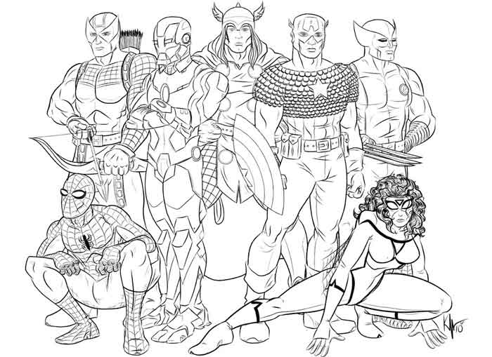 avengers infinity war coloring book 13 best free printable avengers coloring pages for kids book infinity coloring avengers war