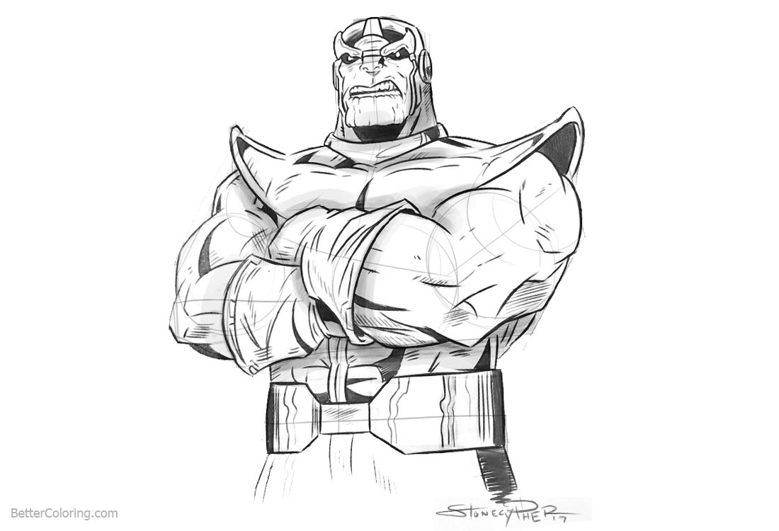 avengers infinity war coloring book thanos from avengers infinity war coloring pages by andrew avengers book infinity war coloring