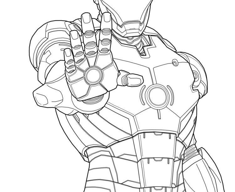 avengers iron man coloring pages iron man a4 avengers marvel coloring pages printable for avengers iron pages coloring man