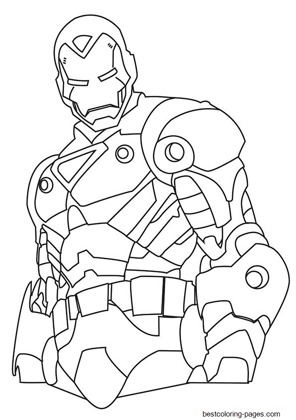 avengers iron man coloring pages top 20 free printable iron man coloring pages online avengers coloring man pages iron