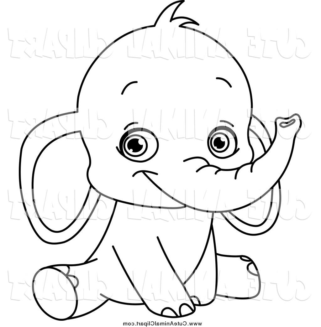 baby animal outlines cute puppy outline stock illustration download image now outlines animal baby