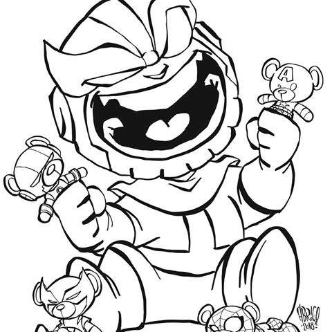 baby avengers coloring pages babydaisycoloring2gif 7001328 baby coloring pages baby pages coloring avengers