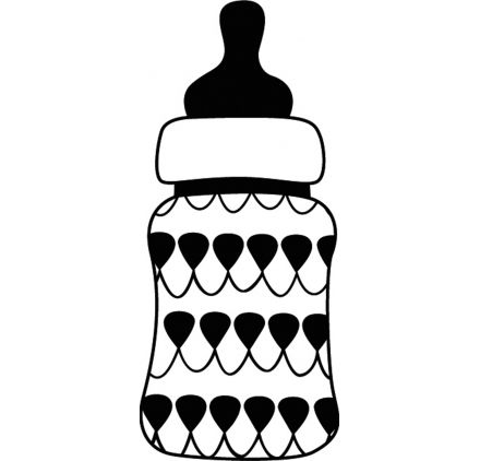 baby bottle silhouette baby bottle find and download best transparent png baby bottle silhouette