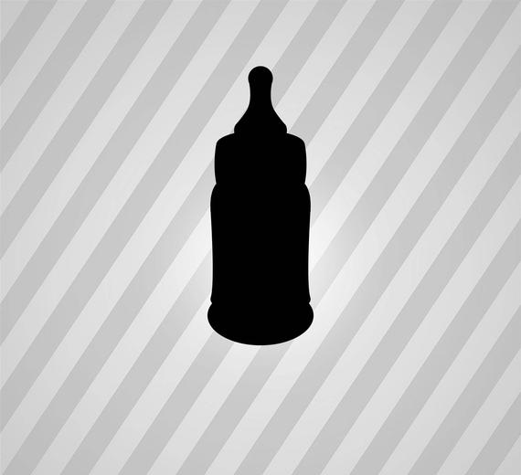 baby bottle silhouette baby bottle illustrations royalty free vector graphics silhouette baby bottle