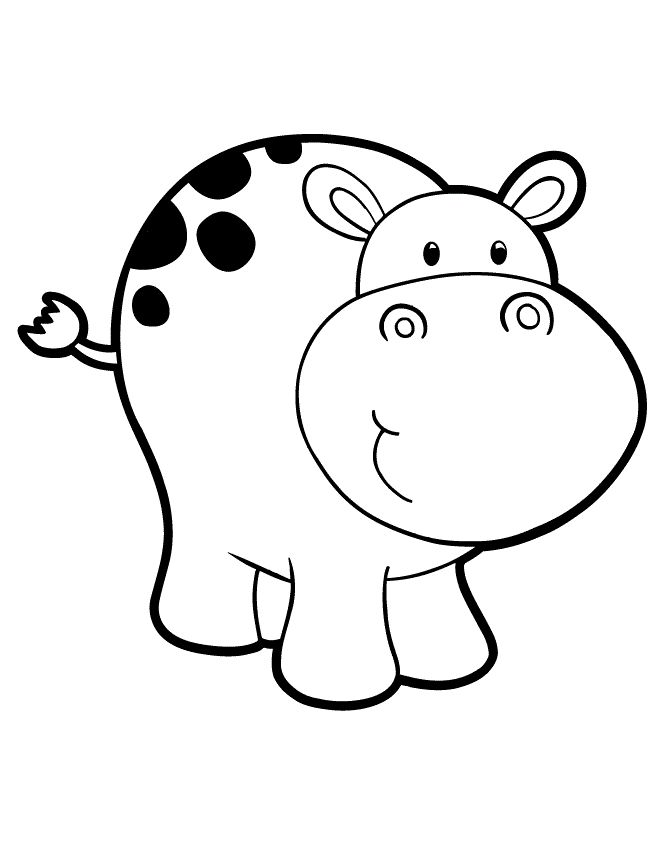 baby hippo coloring pages cute baby hippo pages coloring pages baby pages coloring hippo