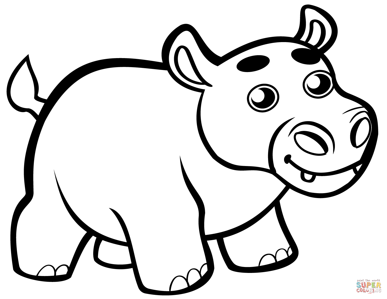 baby hippo coloring pages tasha baby hippo coloring page coloring pages pirate baby pages hippo coloring