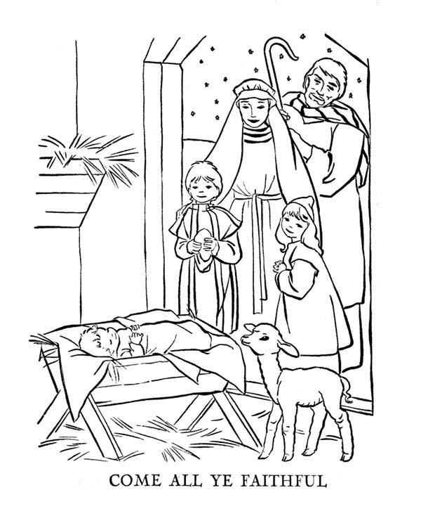 baby jesus in a manger coloring pages baby jesus manger coloring page coloring home a manger jesus pages in coloring baby