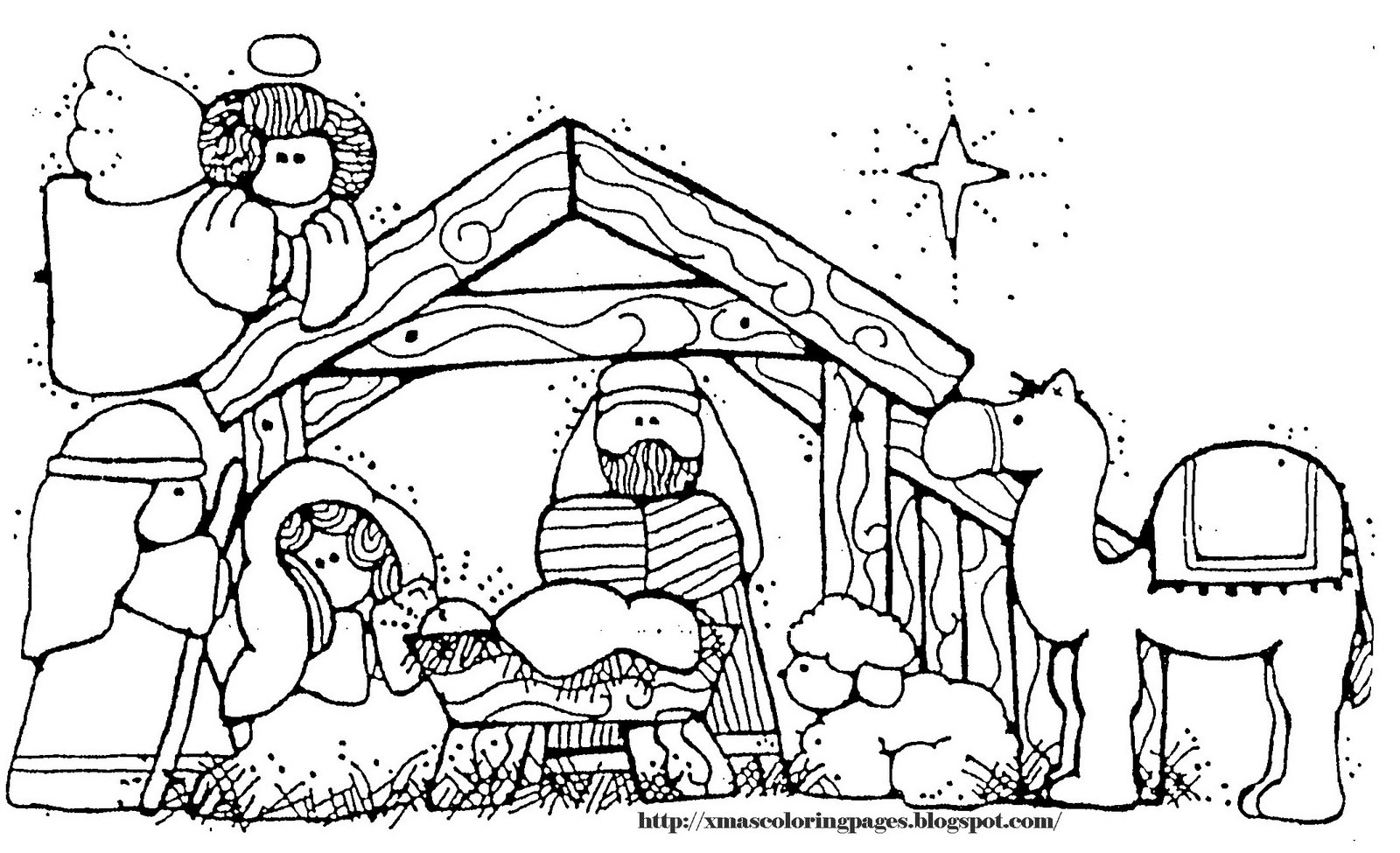 baby jesus in a manger coloring pages jesus manger drawing at getdrawings free download manger coloring pages jesus baby in a