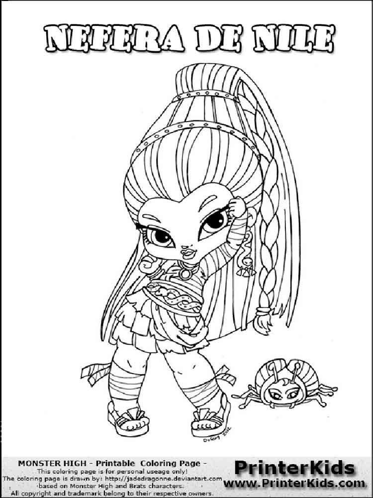 baby monster coloring pages baby monster high coloring page getcoloringpagescom coloring monster baby pages