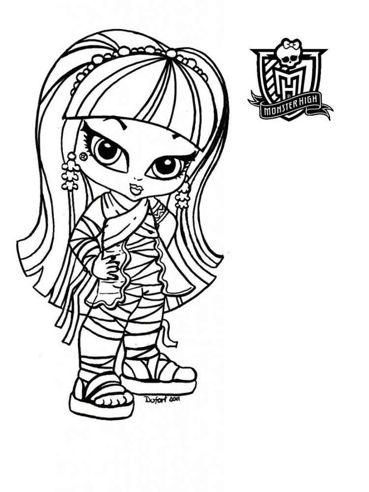 baby monster coloring pages baby monster high coloring pages free printable baby coloring monster baby pages