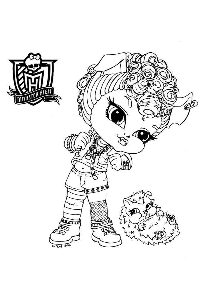 baby monster coloring pages moshi monster coloring page coloring home monster baby pages coloring