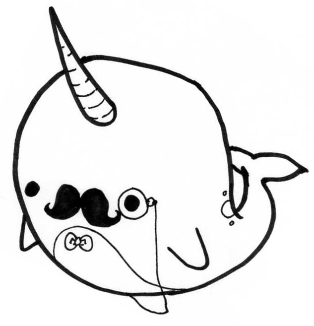 baby narwhal coloring pages pencil cartoon wolf coloring pages narwhal coloring baby pages