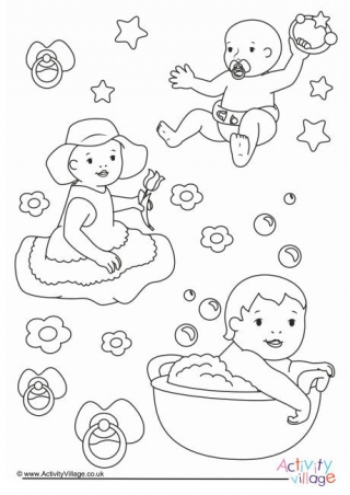 baby pictures coloring pages easy baby disney coloring pages coloring home pages baby coloring pictures