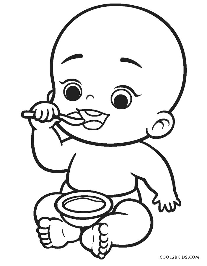 baby pictures coloring pages free printable baby coloring pages for kids pages pictures baby coloring