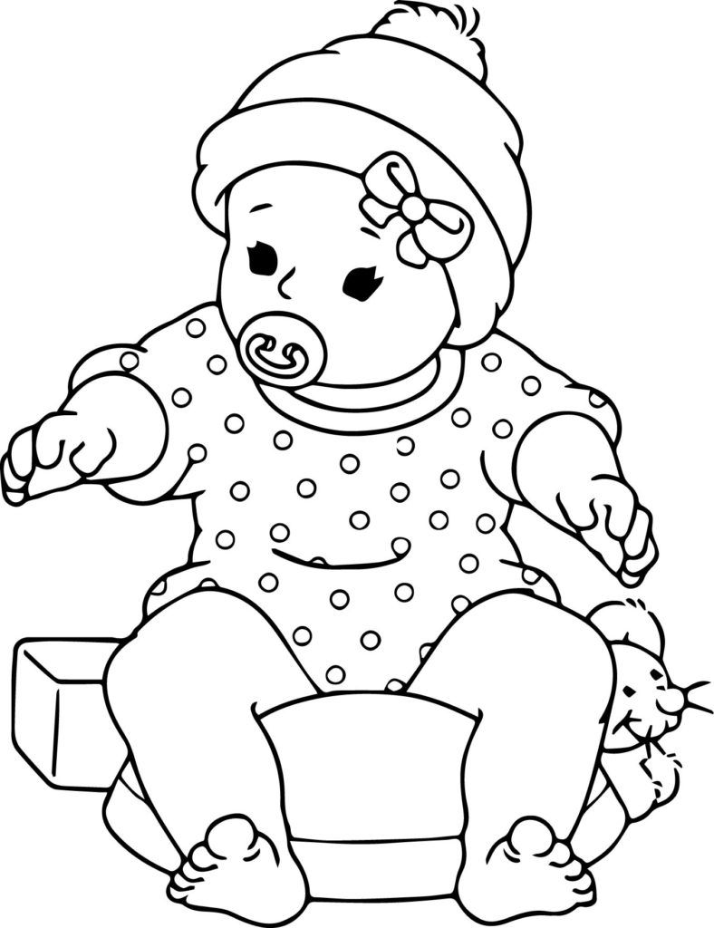 baby pictures coloring pages the boss baby coloring pages at getcoloringscom free coloring pages pictures baby