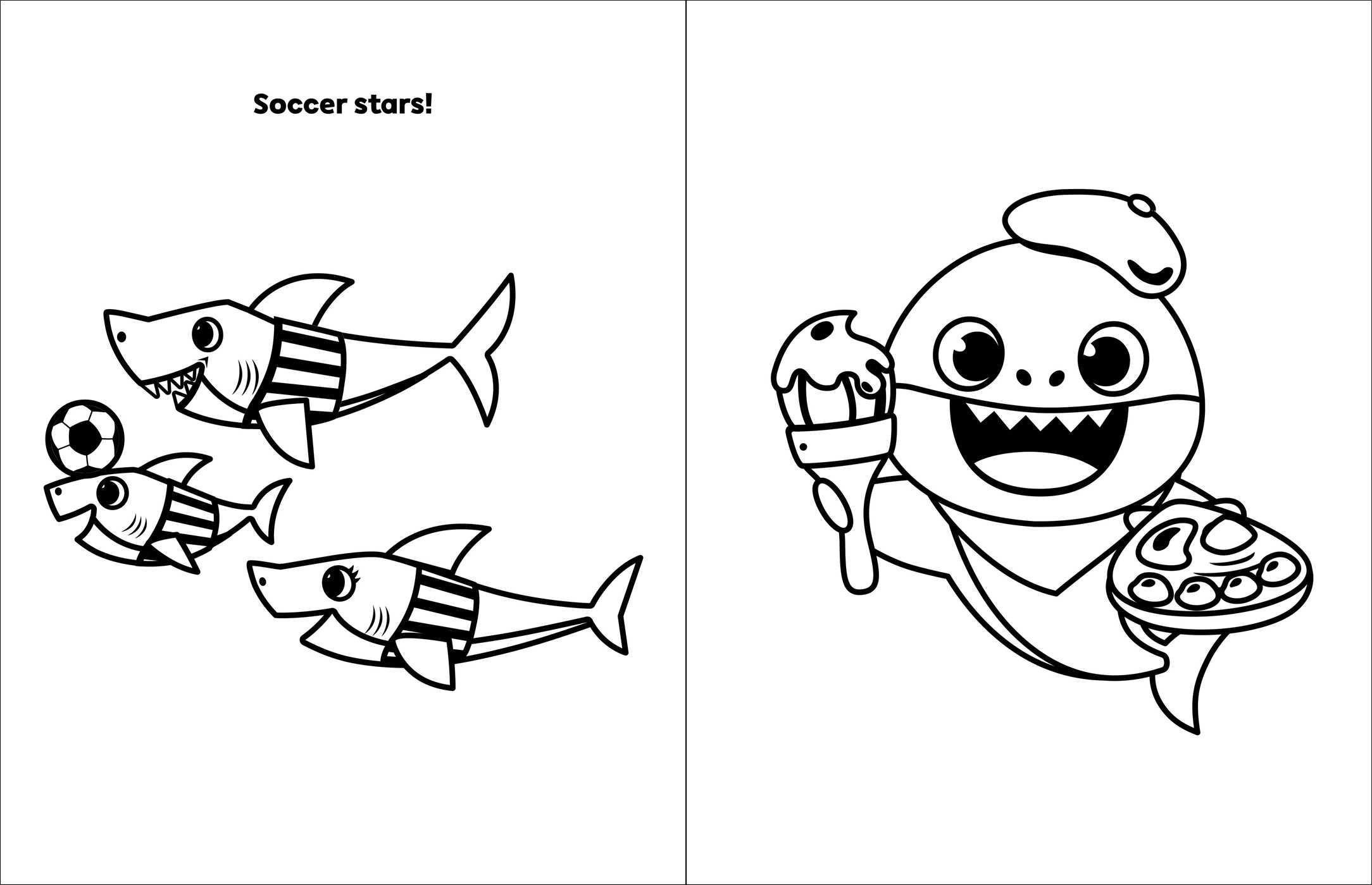 baby shark coloring pages baby shark halloween coloring pages baby coloring pages shark