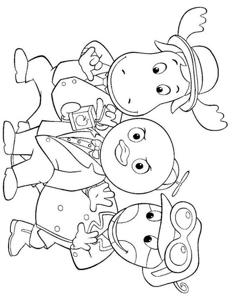 backyardigans coloring pages backyardigans coloring pages to download and print for free backyardigans coloring pages